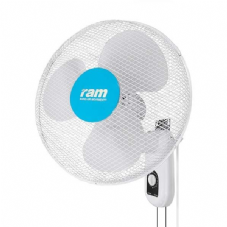 "RAM 16"" 400mm OSCILLATING WALL FAN"